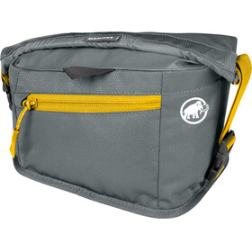 Mammut Boulder Chalk Bag iron-yellowstone